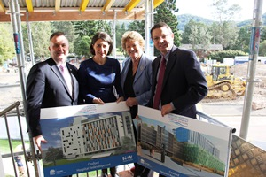$133m to continue major Gosford Hospital revamp